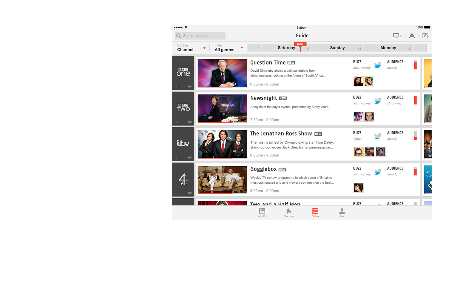 zeebox-screenshot